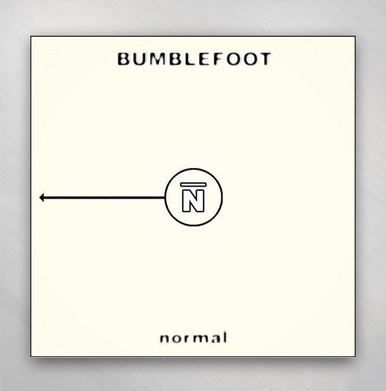 Bumblefoot - Normal