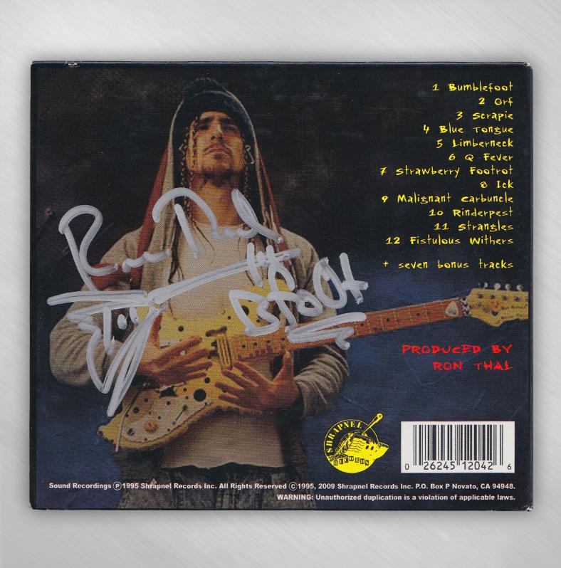 BUMBLEFOOT Bumblefoot - CD