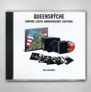 Queensryche Empire 20th Anniversary Edition QUEENSRYCHE - Q...