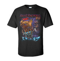 Axes & Anchors - 2016 Men's Skull Hand Tee