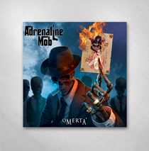 Adrenaline Mob - Omerta CD