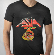 Asia -  Men's 35th Anniversary Logo Tee