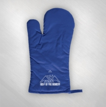 Asia - Heat Of The Moment Oven Mitt
