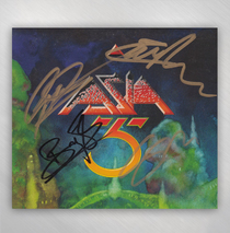 Asia -  CD SIGNED 35th Anniversary Collection Tour Edition