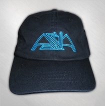 Asia - XXX Embroidered Hat
