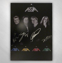 Asia - Signed Litho Print