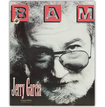 BAM - Issue # 466 Featuring Jerry Garcia