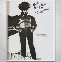 Ted Neeley - Caiaphas Autographed 8x10 #2