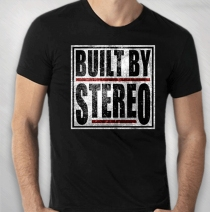 Built By Stereo - Men's Logo Tee