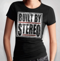 Built By Stereo - Women's Logo Tee