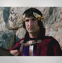 "Barry Dennen - ""Pilate"" in Black Sharpie Signed 8x10"