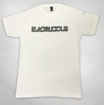 Blackalicious - Mens White Logo Tee