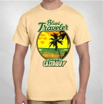 Blues Traveler - Men's Castaway Tee