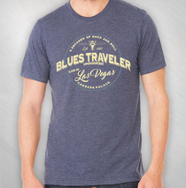 Blues Traveler - Men's Las Vegas Event Tee