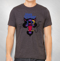 Blues Traveler - Men's 30th Anniversary Cat Tee