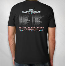 Blues Traveler / Moe - 2019 Men's Tour Tee