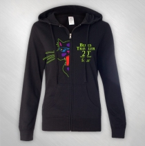 Blues Traveler - Women's 20th Anniversary Zip Hoodie