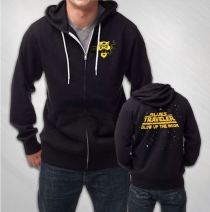 Blues Traveler - Men's Long Ago Zip Hoodie