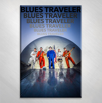 Blues Traveler - BUTM Magnet