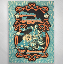 Blues Traveler - 30th Anniversary Poster V2