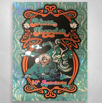 Blues Traveler - 30th Anniversary Poster V2 Foil