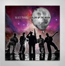 Blues Traveler - Blow Up The Moon Double LP