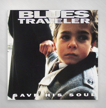 Blues Traveler - Save His Soul Double LP