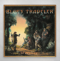 Blues Traveler - Travelers & Thieves Double LP