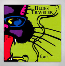 Blues Traveler - Four CD