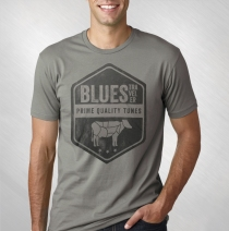 Blues Traveler - Men's Beef Label Tee