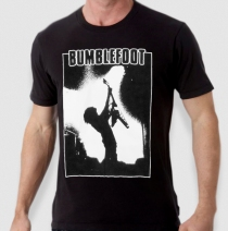 "Bumblefoot - Men's ""Flying V"" Tee"