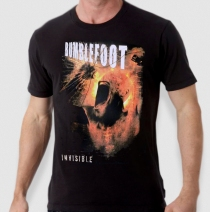 "Bumblefoot - Men's ""Invisible"" Tee"