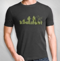 "Bumblefoot - Men's ""Bumbleution"" Tee"