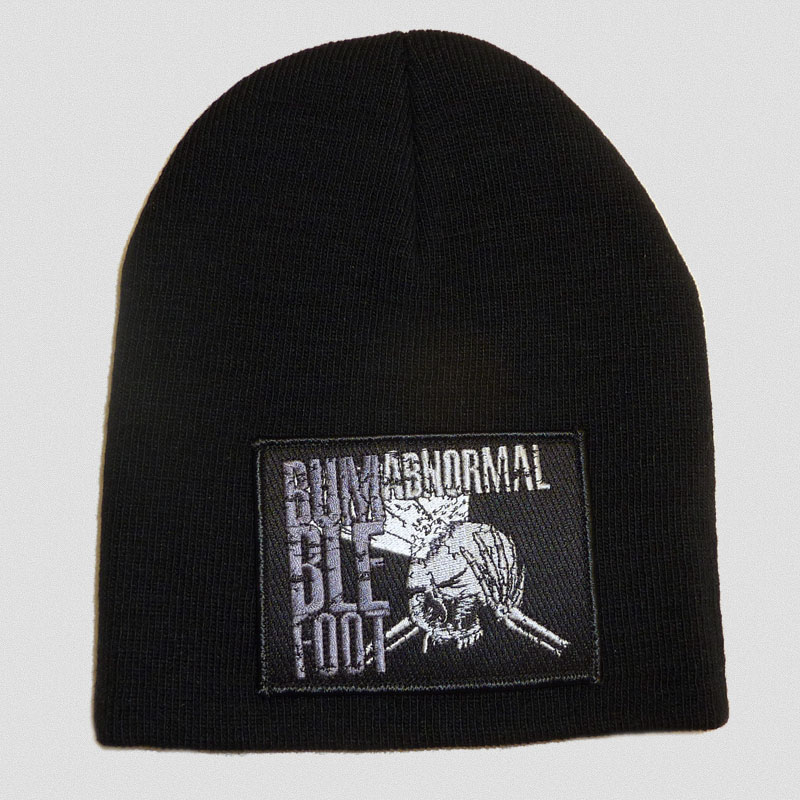 "Bumblefoot - ""Abnormal"" Beanie"