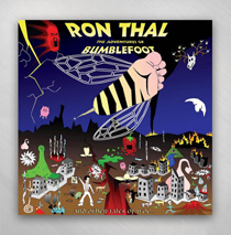 "Bumblefoot - CD ""Ron Thal - The Adventures of Bumblefoot"""