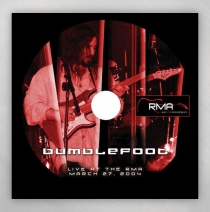 "Bumblefoot - DVD ""Live At the RMA - March 27, 2004"""
