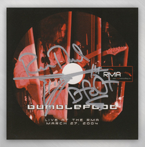 Bumblefoot - DVD ''Live At the RMA'' - Autographed