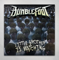 "Bumblefoot - CD ""Little Brother Is Watching"""