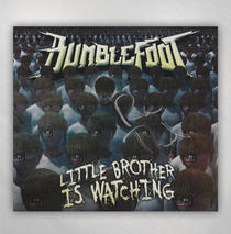 "Bumblefoot - CD ""Little Brother Is Watching"" - Autographed"