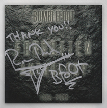 "Bumblefoot - CD - ""Forgotten Anthology"" - Autographed"