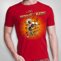 Bumblefoot - Men's Bumblef**ked Cartoon Tee