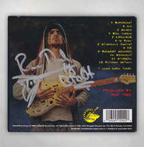 "Bumblefoot - CD ""The Adventures Of Bumblefoot"" - Autographed"
