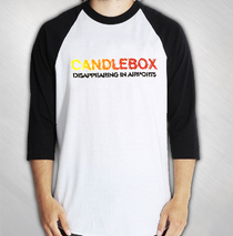 Candlebox - Unisex Powerage Tour Raglan