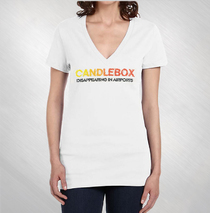 Candlebox - Women's Powerage V-Neck