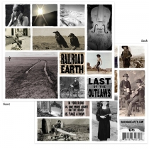 Railroad Earth - Last Of The Outlaws CD