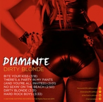 Diamante - Dirty Blonde CD