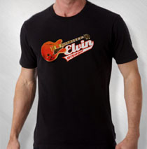 Elvin Bishop - Men's Guitar Tee