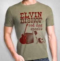 Elvin Bishop - Red Dog Speaks Tee