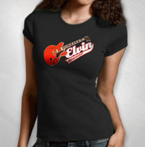 Elvin Bishop - Women's  Cap Sleeve Tee