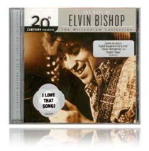 Elvin Bishop - The Best Of Elvin Bishop CD